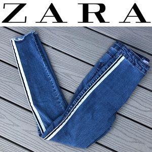 Zara Trafaluc Skinny Stretch Jeans